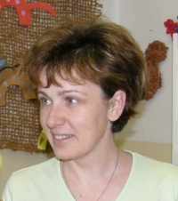 Jitka Janečková - vychovatelka školní družiny